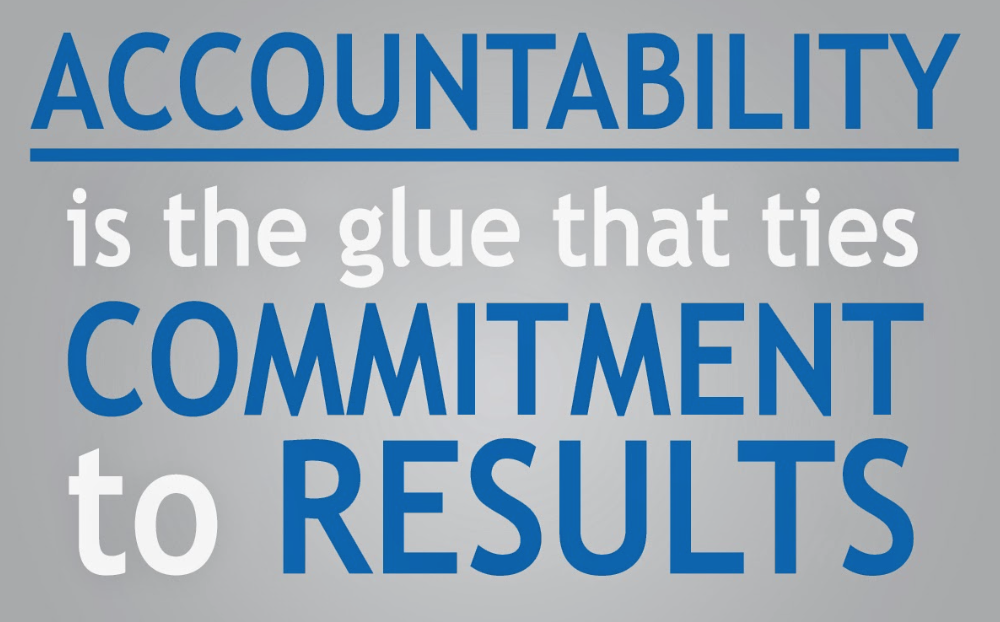 Relationships and Accountability - Jason Lauritsen