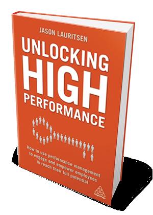 Jason Lauritsen - Book - Unlocking High Performance